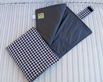 CUSTOM Baby Waterproof Changing Pad / Travel Changing Pad