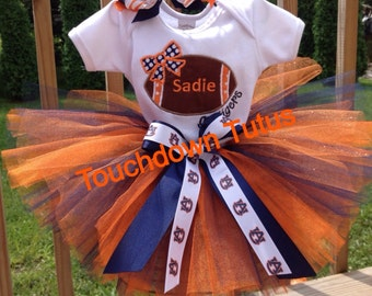 Auburn tutu outfit - or pick your team