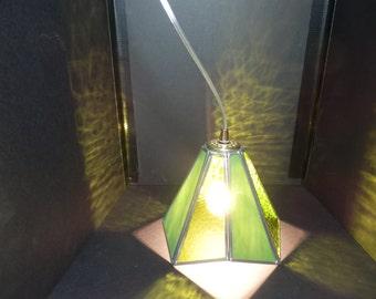 Medium Small- Pendent Light (8 Panels)