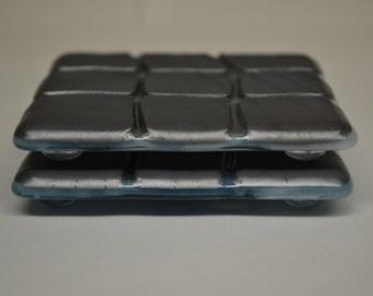 Slate Gray Coasters