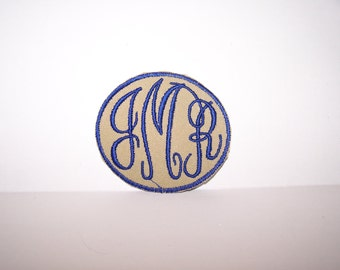 Embroidered Applique Patch Badge Bulk Order Digitized Custom Phrase