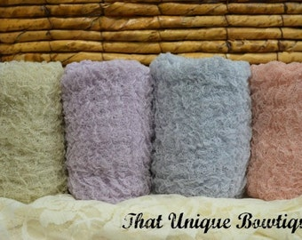 Vintage Collection...Set of Four Cheesecloth Photography Props...Newborn Props...Baby Wraps...Swaddling