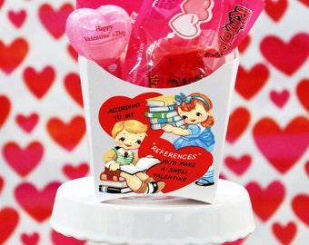 Valentine's Day Party Favors - Classroom Party Favors - GLAMOROUS SWEET EVENTS