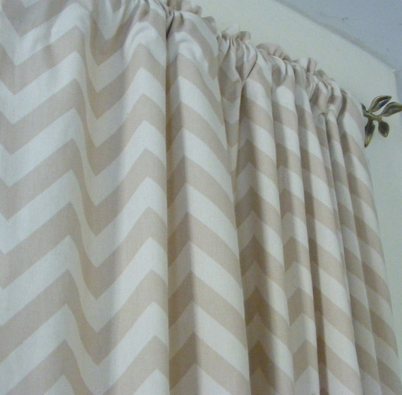 Baby bedding drapery nursery curtain panels by for Curtain fabric for baby nursery