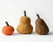 Gourd Crochet Pattern, Gourds Crochet Pattern, Pumpkin Crochet Pattern, Halloween Pumpkin Crochet Pattern, Autumn Crochet Pattern, Harvest