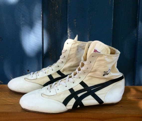 Asics Vintage Wrestling Shoes