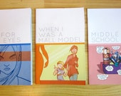 Awkward Autobiography Comic Book Gift Pack
