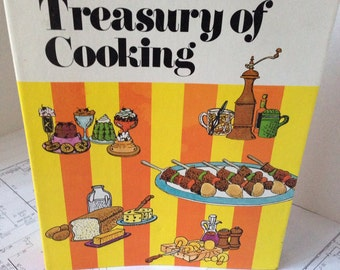 The Illustrated Treasury of Cooking
