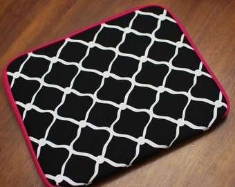 Neoprene Tablet Zippered Case with Free Monogramming