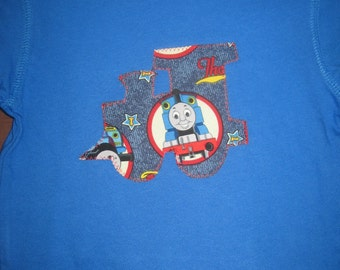 Thomas shirt, Thomas the Train Boys shirt, Thomas the train shirt, Thomas the Train Birthday shirt, Train Shirt, Thomas the Train Clothing