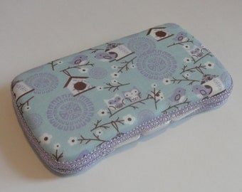 Baby Wipes Case, Travel Wipes Case With Owl Print