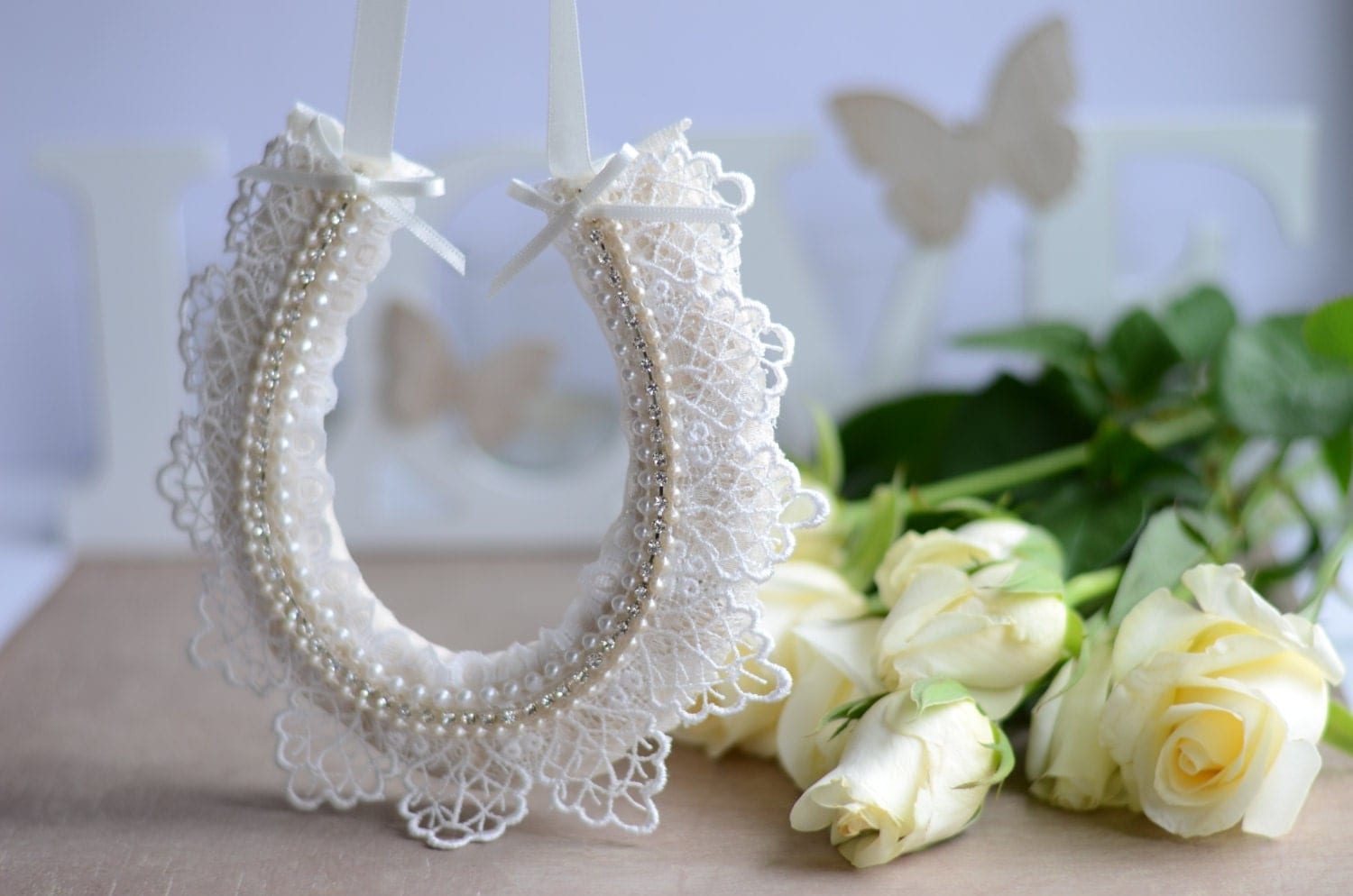 Retro Wedding Gifts: Wedding Gift For Couples Vintage Style Wedding Horseshoe