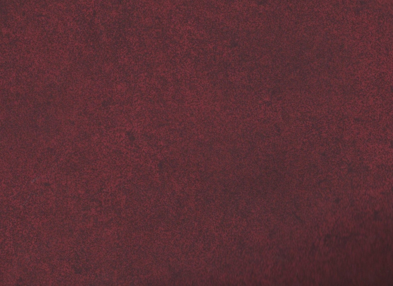 115 Quilt Backing Extra Wide Fabric Maroon Suede