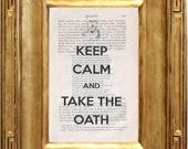 Hippocrates, Keep Calm an...