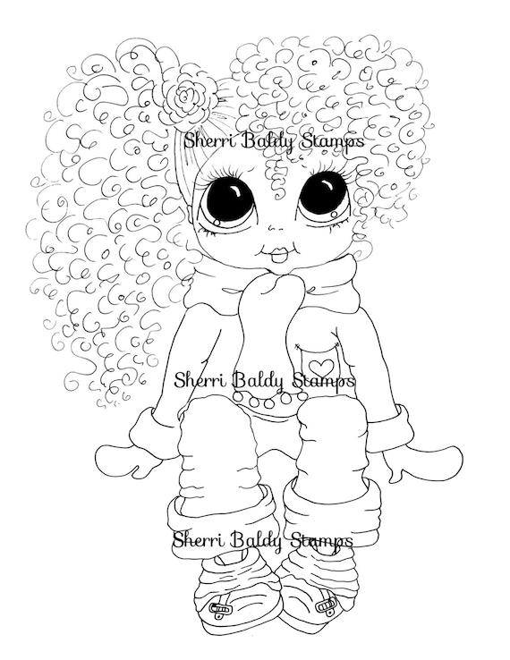 My Besties Digital Stamps Free Sketch Coloring Page