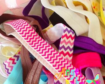 5 Interchangeable Headbands - Grab Bag - Interchangeable - Headbands