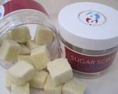Lemon Scrubbin' Squares - Sugar Scrub Cubes