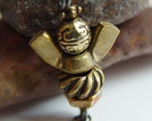 Guardian Angel September 11th Angels on Duty Tribute PIN Antique Bronze Wing Nut