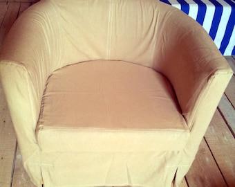SALE* Slipcover for Solsta Olarp (IKEA) soft light beige material *