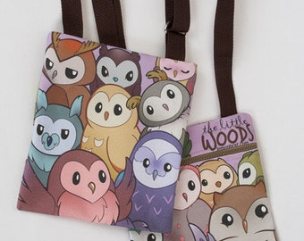 Owl Satchel Bag