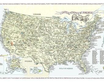 United States 16x26