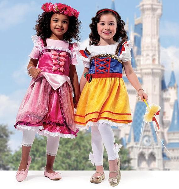 SALE Child's Princess Pattern McCall's Pattern M6619