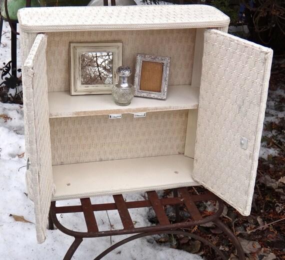 wicker shelf wicker cabinet powder room cabinet white wicker shelf