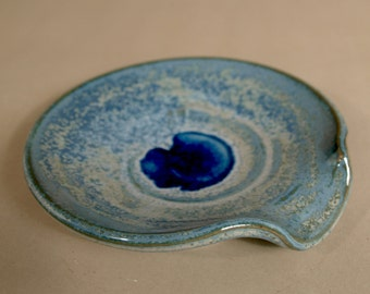 Country Blue Spoonrest
