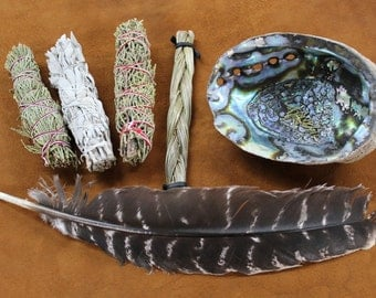 Native Incence smudge Variety Pack