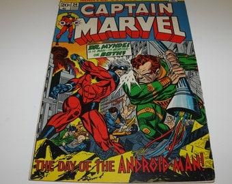 Captain Marvel No.24 (1972)