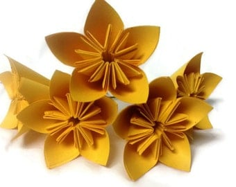 Yellow OR Your Color Choice Wedding Grooms / Groomsmen's / Graduation / Prom Boutonniere