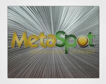 Custom Logo Print Sign - Your Logo Printed on Metal - 24x24 in. - 100% Customizable Business Metal Logo - Company Logo Wall Art