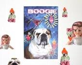 BOOGIE FAN CLUB Poster