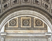 The Arc De Triomphe: Paris, France - 5x7 photograph