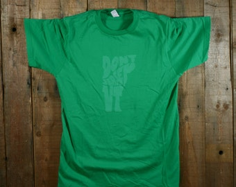 Don't Jersey Vermont T-shirt