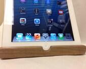 iPad & iPad air Stand (1/2/3/4)  Tablet  Stand -Oregon Walnut