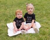 I Think Everybody Should Like Everybody T-shirt or Baby Bodysuit