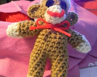 7-inch Sock Monkey