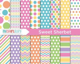 Sherbet Colors Etsy