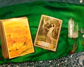 Oracle Card: Single card reading plus positive affirmations for meditation