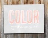 Custom Color Listing