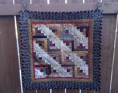 Wall Quilt Table Topper Doll Quilt