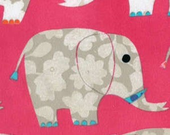Dear Stella fabric ELEPHANTS Flannel