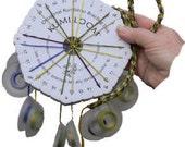 Kumihimo Necklace braiding Disk