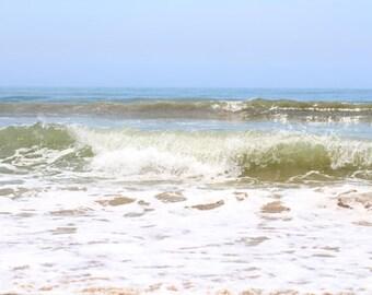 California Dreams  - Pacific Ocean - Beach Photo Print - Size 8x10, 5x7, or 4x6