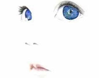 "Fine Art Giclee Watercolor Print ""True"""