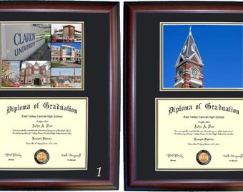 Clarion Diploma Frame