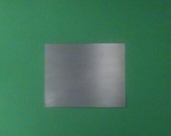 """DIY framed magnet board.  Fits a 11"""" x 14"""" frame.  Magnetic chalkboard"""
