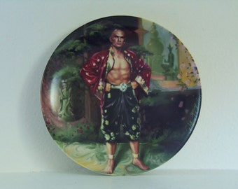 Vintage The King and I Collector plate - The King and I Collector Plate -  The King and I Plate