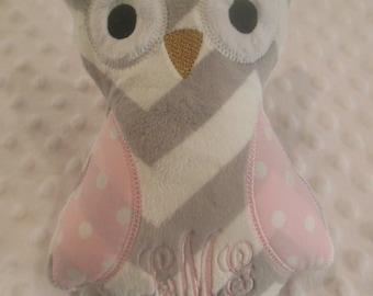Chevron Owl